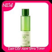 Easy DIY Aloe Vera Toner 7.1