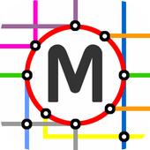 Dusseldorf Metro Map 1.1