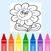 Coloring Flowers 1.0
