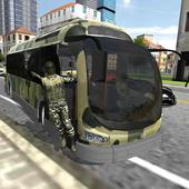 Bus Driver 3D: Army Duty Sim 1.0
