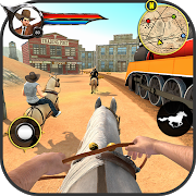 Cowboy Horse Riding Simulation 4.6