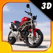 Motor Bike Death Racing 3D 1.0