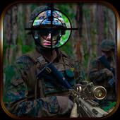 Commando Jungle Action FPS 3D 1.0