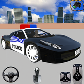 Police Car Parking Game 3D Free 2.0.1