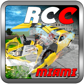 Real Car Crash Miami 1.0