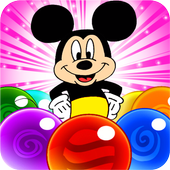 Mickey And Minnie Pop : Bubble Mouse Shooter 1.0