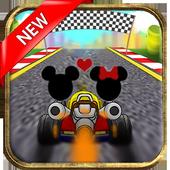 Mickey and Minnie Race 2.0