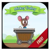 Mickey Trolley Free 4