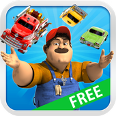 Gas Station - Rush Hour! Free 1.0
