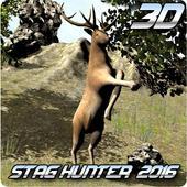 Stag Hunter 2016 : Real Deer 2.1