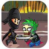 Ninja Adventures vs Zombies 1.0