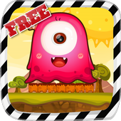 Funky Monster Jump FREE 1.1