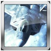 F22 Raptor Air Combat HD LWP 1.2