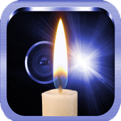 Candle Flashlight App 1.0