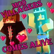 Mod Villager Comes Alive 4.14