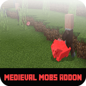 Mod Medieval Mobs for MCPE 1.0
