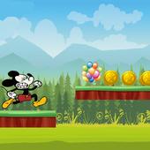 Mini Adventure Mickey Games Mouse Run 1.4