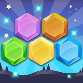 com.minigamelabs.hexcrushpuzzle icon