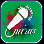 com.mirus.callrecorder icon