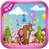 Super Masha candy World 1.0