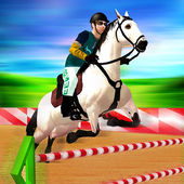 Ultimate Horse Jump Sim & Real Racing Championship