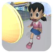 Shizuka Anime Girl Run Rush 3D 1.0.0