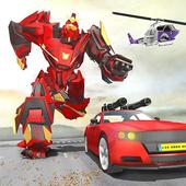 Muscle Car Robot Game – Transforming Robot Car 1.0.2