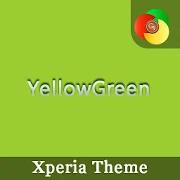 YellowGreen | Xperia™ Theme 17.26.06