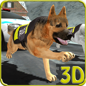 Mountain Police Dog Chase 3D 1.1