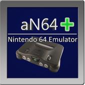 a N64 Plus (N64 Emulator) 1.02