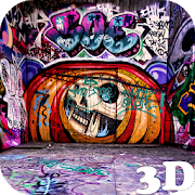 Graffiti 3D Live Wallpaper 2.0