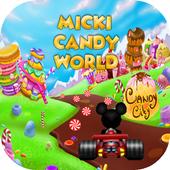 Micky Candy Kart World 1.1