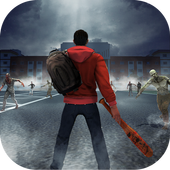 High School Battle Last Day: Undead Survival Game