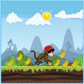The Monkey Jungle Running