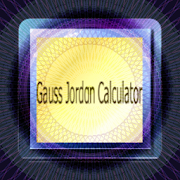Gauss Jordan Calculator 2.2 APK Download - Android Education ... on