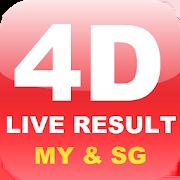 Malaysia & Singapore - 4D Live Result 2.1.3