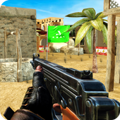 Capture Army Base Flag: Gun Shooting Games 2020 1.0