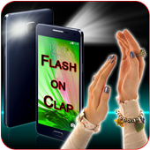 Clap to ON Torch – Flash light 1.0