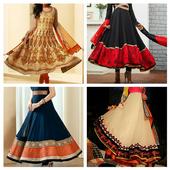 Anarkali Dress Designs 2018 1