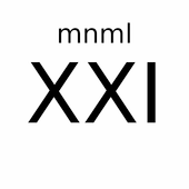 com.mnml.twentyone icon