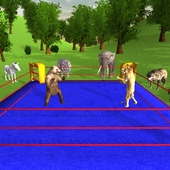 Real Animal Ring Fighting 1.0