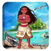 Princess Moanaa: Cool Girl👧🏽 1.0