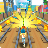 Subway Surf Rush: Runner 3D 2017 1.5