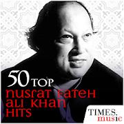 50 Top Nusrat Fateh Ali Khan Songs 1.0.0.4