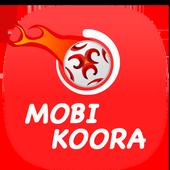 MobiKoora - بث مباشر للمباريات 1.0