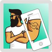 Text Tattoo: photo editor 1.15
