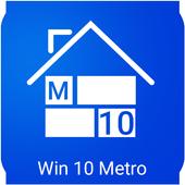 Metro 10 Square Tile Launcher 1.2