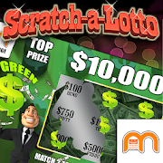 Scratch-a-Lotto Scratch Card Lottery PAID 9.0
