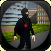 Police sniper: Anti terroristMobileHeroAction