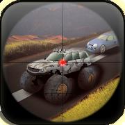 Traffic Sniper: Car Shooter 3D